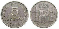 Moneda Española de Puerto Rico
