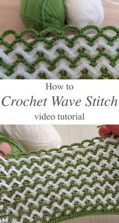 Crochet Cow, Crochet Ripple, Crochet Afgans, Crochet Crafts, Crochet Hooks, Crochet Projects, Blanket Crochet, Crochet Ideas, Crochet Square Patterns