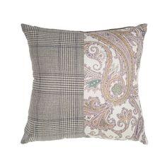 Mix Material Cushion - 45x45cm - Gambia 800