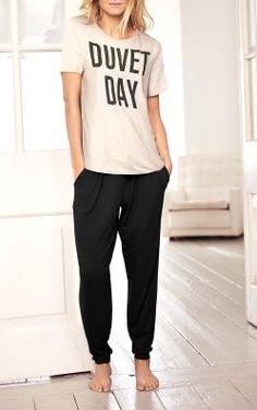 Duvet Day Pyjamas from Next