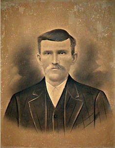 John Lewis Hollingsworth - Photo courtesy of Margarett Hollingsworth at rootsweb.ancestry.com.