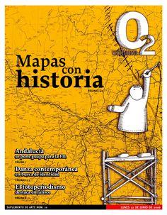 Mapas con historia.