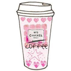 Coffee & Chanel both 100%