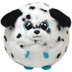 104d3ea0191 Ty Beanie Ballz Rascal The Dalmation Dog
