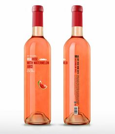 MIA Fruit Wine on Packaging of the World - Creative Package Design Gallery