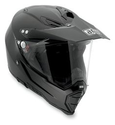 Featuring a uniquely distinct and modern style, the AX-8 Dual Sport helmet can handle whatever you throw its way, thanks to the versatile design.