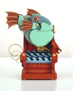 Automata, The Ark of the Reticent, by John Morgan