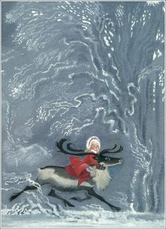 Nika Goltz (1925 – 2012), The Snow Queen