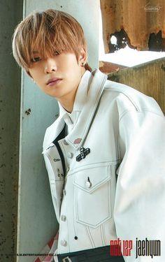 NCT 127  Jaehyun [ 정윤오 ] ㅡ CHERRY BOMB Photoset ⓑ version scan by. 흐린