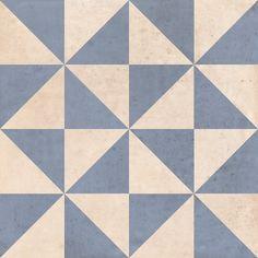 Centro A1 Barroco azul