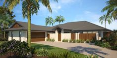 "Our ""Hinchinbrook 8"" Home Design.  Visit our website for further information."