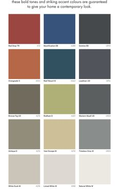 11 Best Dulux Exterior Colours Images Color Schemes