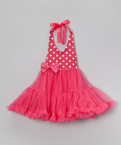 PRETTY IN PINK PETTIDRESS via It's The Little Things Boutique. Click on the image to see more!
