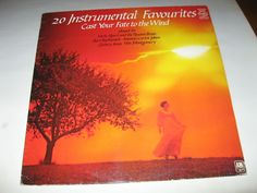 Various ‎- 20 Instrumental Favourites Cast Your Fate To The Wind