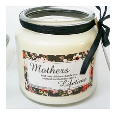 Special Edition Mother's Day Candle