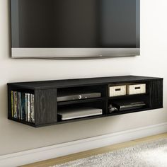 17 Best Floating Media Console Images On Pinterest In 2018