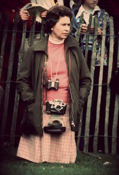 Queen Elizabeth - family photographer