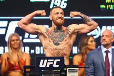 Conor McGregor vs Donald Cerrone UK start time, date, TV channel, live stream and fight card for UFC 246 - Allclassicnews Ufc Stream, Conor Mcgregor Fight, Connor Mcgregor, Conor Mcgregor Body, Ufc 202, Dana White, White Sky, Conditioning Workouts, Martial