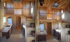 Moon Dragon Off-grid Tiny House - Zyl-Vardos - US - Interior Living Area - Humble Homes
