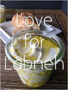 Labneh: Savory Yogurt Spread