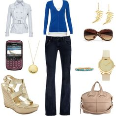 Work Outfit, created by annekehildebrand on Polyvore