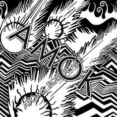 Atoms for Peace is a new band featuring Thom Yorke, Nigel Godrich, Mauro Refosco, Joey Waronker, and Flea. They came together a few years ago by playing in support of Thom's Grammy nominated album The Eraser.