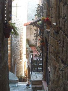 Pitigliano, Toskana, Maremma