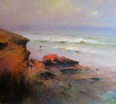 Contemporary Art Gallery Melbourne Australia :: David Chen :: Sorrento Beach 2