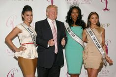 Trump in talks to bring Miss Universe beauty pageant to Dubai