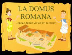 ACTIVIDAD 1 - La civilización romana. Haz clic en la imagen para iniciar la actividad 1 ACTIVIDAD 2 - El Imperio Romano. Ha...