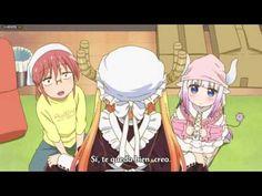 Kobayashi san Chi no Maid Dragon [Anime] Capitulo 3 Subtitulos al Españo...
