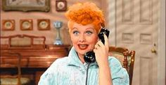 """""""Lucy Ricardo"""" - Colorized Lucille Ball in a scene from """"I Love Lucy"""" those eyes! Lucille Ball, Demi Moore, Beverly Hills, Harry Potter Quiz, Disney Quiz, Knowledge Quiz, Desi Arnaz, The Lone Ranger, Trivia Quiz"""