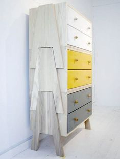 """lovin' this .. not for the buy and stack, color scheme .. for the possibility of a DIY dresser or shelving idea !! could use totally different dressers - and even mix size & style :) with 10 foot ceilings and a 6'4"""" hubby, could go taller --- PERFECT"""