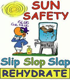 SLIP+SLOP+SLAP+REHYDRATE