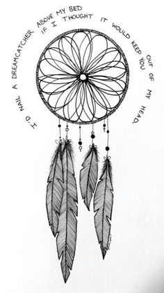 Dream catcher draw