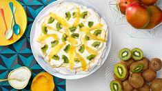Sladký, chrumkavý a exotický – taký je najnovší  dezert od Adriany Polákovej. Videorecept si môžete pozrieť v Lidl Cukrárni na stránke kuchynalidla.sk.