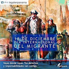 #InstagramELE #emigrante  #Repost @legalenpanama with @repostapp.  Feliz #DíaDelEmigrante para todos los que por alguna razón u otra tuvieron que dejar su país de origen.