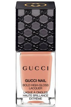 Exclusive: your first look at Gucci's new nail polish line