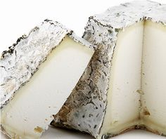 Valençay (Goat's milk) - from the Loire Valley. Recommended wine to go with it: Valençay