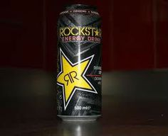 rock star energy boosting drink