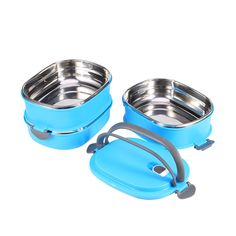 Wholesale Stainless Steel Insulated Bento Lunch Box for Kid Food Storage…