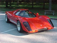 Coyote Kit Car, made famous on the 1980's TV show Hardcastle and McCormick, but in the end it's just a copy of the McLaren M6GT built on a VW Beetle chassis