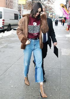 This Is the 2017 Way to Wear Last Year's Biggest Denim Trend | WhoWhatWear