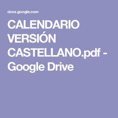 CALENDARIO VERSIÓN CASTELLANO.pdf - GoogleDrive
