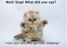 Sign up as a Preferred Customer and get 10% off all orders and free shipping!!