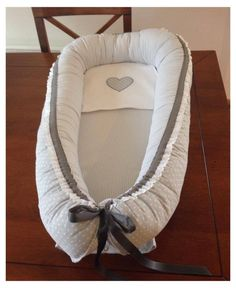 Tutorial Hvordan sy babynest
