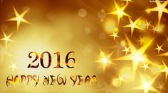 wonderful new year 2016 wallpaper
