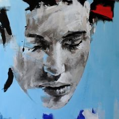 Kai Fine Art is an art website, shows painting and illustration works all over the world. Red Art, Blue Art, Ap Drawing, Drawing Faces, Basic Painting, Italian Painters, Your Paintings, Art And Architecture, Figurative Art