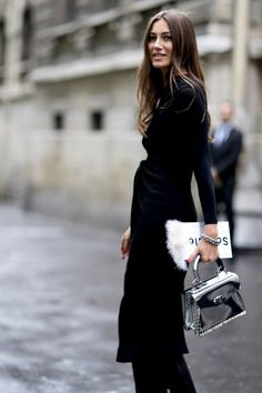 You're Going to Want to Take a Minute to Enjoy the Street Style in Paris via @WhoWhatWearAU
