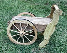 Wheeled Cart | Musings From the Mountain | Photographer Patricia Montgomery